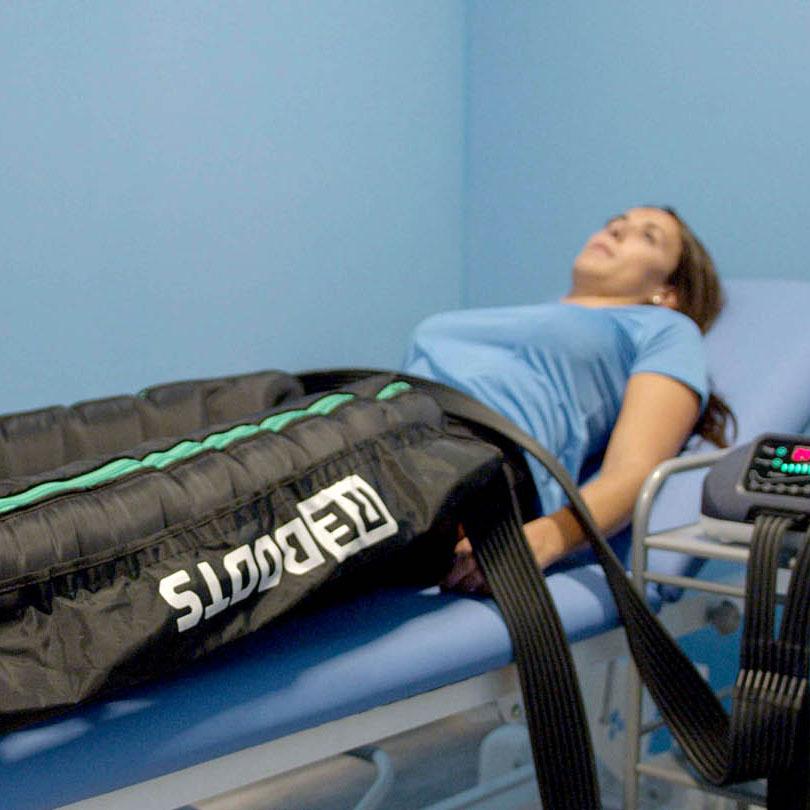 Fisioterapia Presoterapia